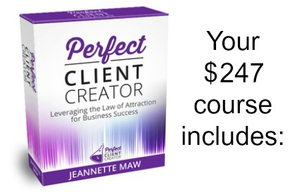 Perfect Client Creator Course